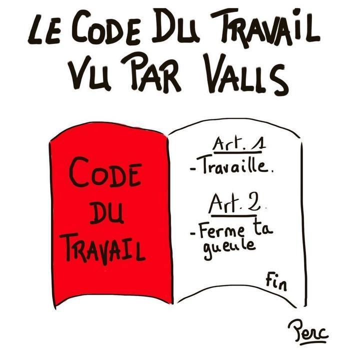 code du travail bon de sortie