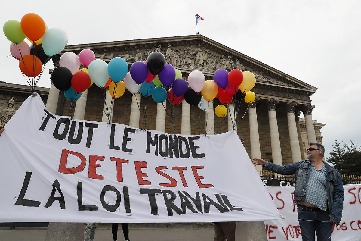Oui Tout Le Monde Deteste La Loi Travail Ul Cgt Paris 19eme